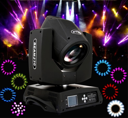 Đèn Sân Khấu Beam 230 Moving Head