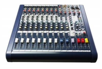 MIXER SOUNDCRAFT MFX 8/2