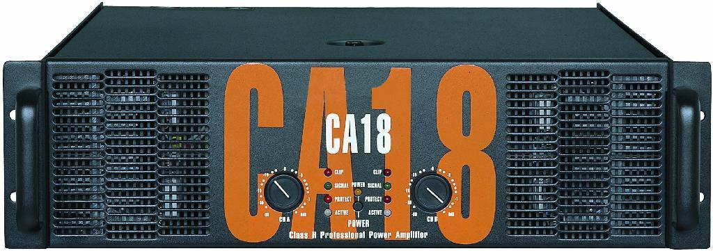 MAIN CA18 CREST AUDIO