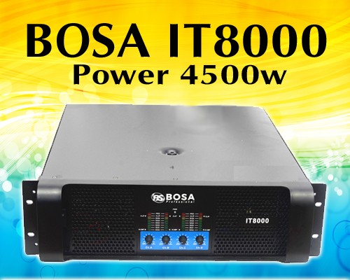 Main 4 Kênh Bosa IT8000