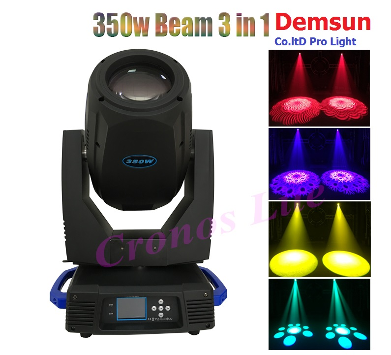 Đèn Moving Head Beam 350W 17R 3 IN 1