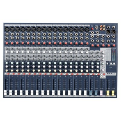 Mixer Soundcraft EFX 16/2